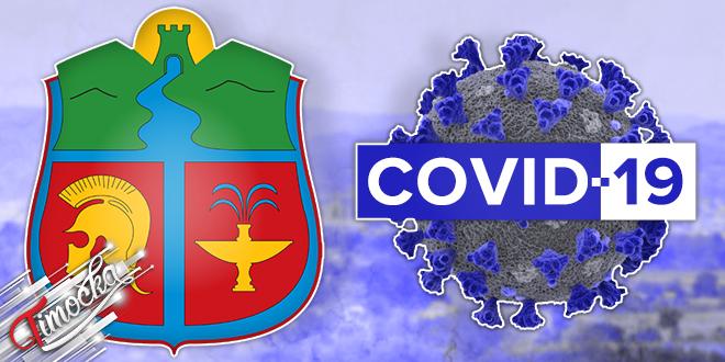 Grad Zaječar — COVID-19