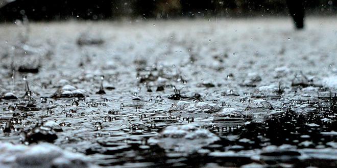 Kiša, pljusak