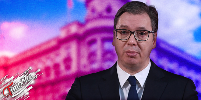 Predsednik Republike Srbije Aleksandar Vučić