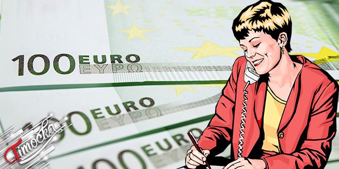 Telefonska prijava za pomoć od 100 evra