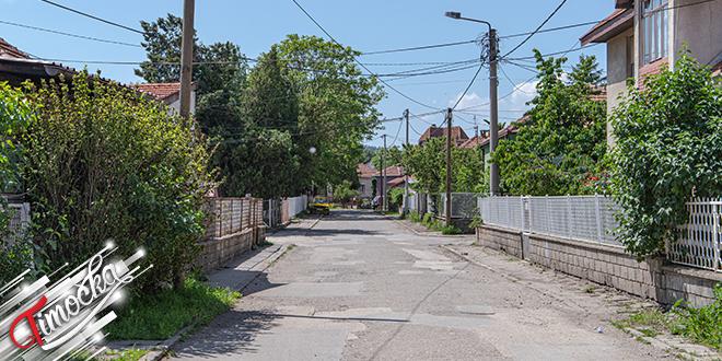 Ustanička ulica u Zaječaru