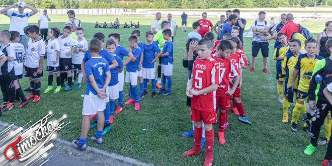 """4. Međunarodni fudbalski turnir """"Zaječar 2020"""": Drugi dan"""