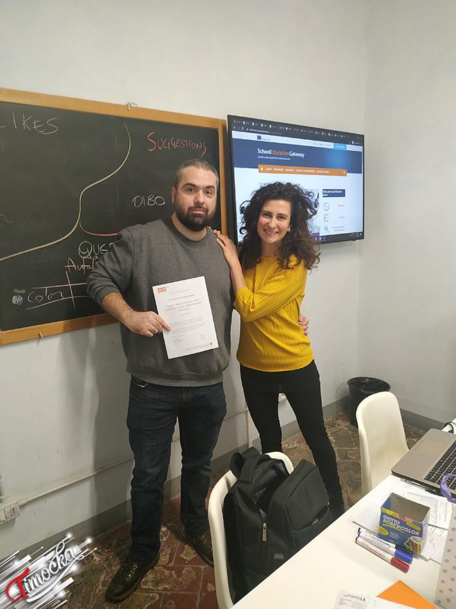 Firenca 2020: Obuka za korišćenje projektne nastave u radu sa učenicima