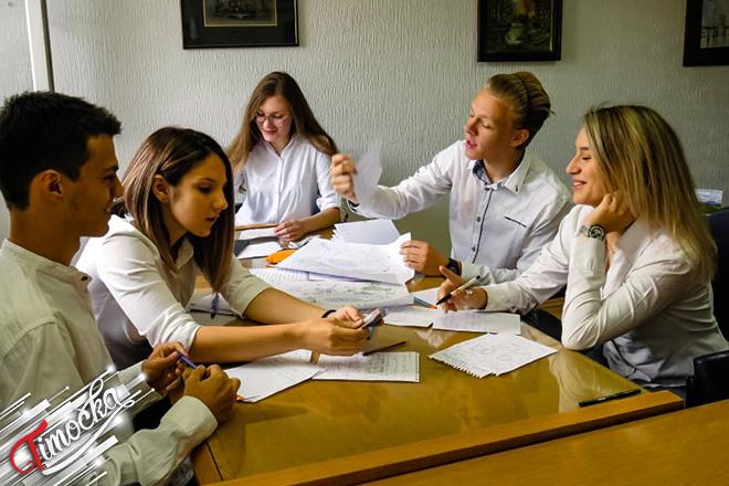 Gimnazija Zaječar: Nacionalno takmičenje učeničkih kompanija