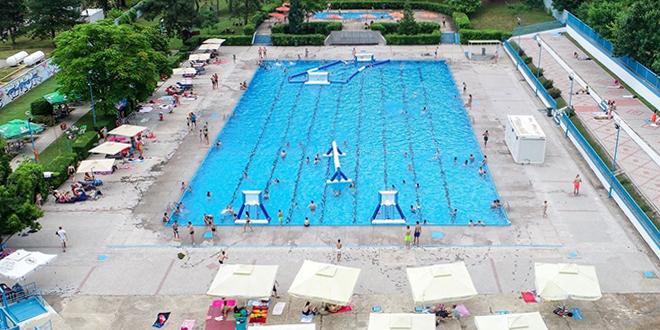Gradski bazen u Zaječaru