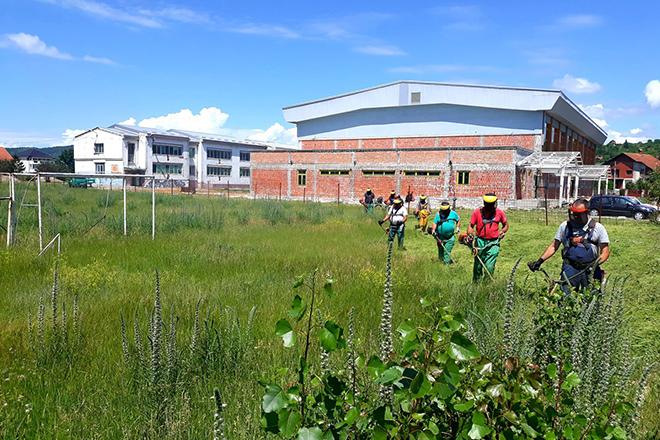 """JKP """"Timok – održavanje"""": Uređenje zelenih površina u gradu"""