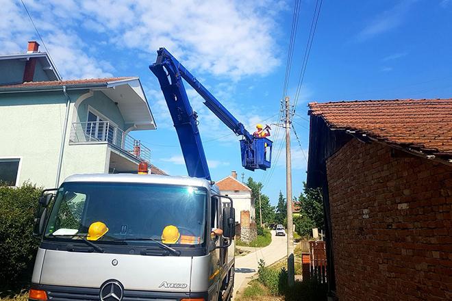 """JKP """"Timok – održavanje"""": Zamena dotrajale ulične rasvete u selima"""