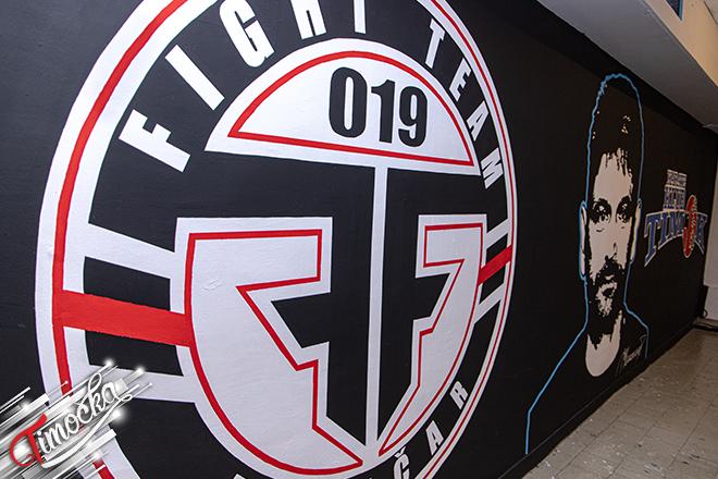 """Кик-бокс клуб """"Fight Team 019"""""""