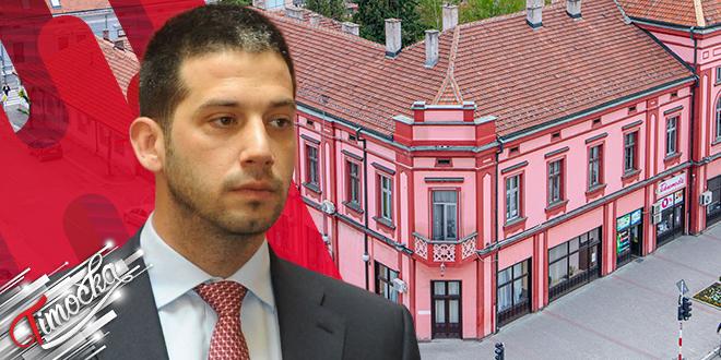 Ministar Vanja Udovičić u Zaječaru