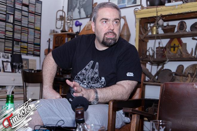 Mladen Šljivović — profesor fizike u zaječarskoj Gimnaziji