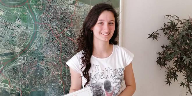 Natalija Tanić — Republička smotra istraživačkih radova