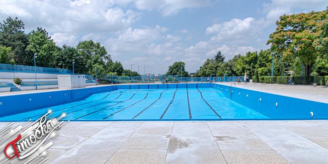 Припреме за почетак сезоне купања на градском базену у Зајечару