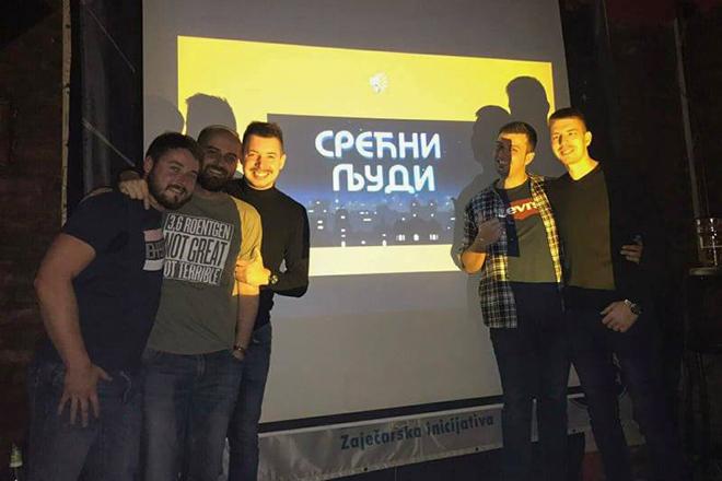 Организатори Pub Quiz-а — Омладински центар Зајечар