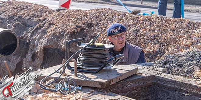 Радови на водоводној мрежи