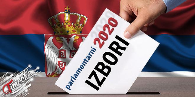 Republika Srbija: Parlamentarni izbori 2020