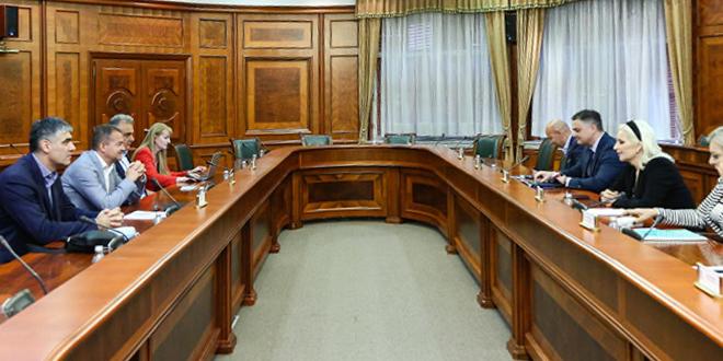 Sastanak u vezi sa izdavanjem lista nepokretnosti građanima