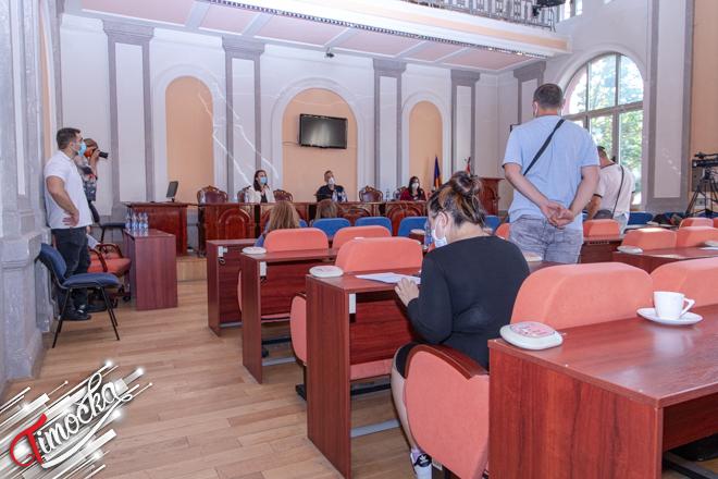 Štab za vanredne situacije grada Zaječara: Konferencija za novinare