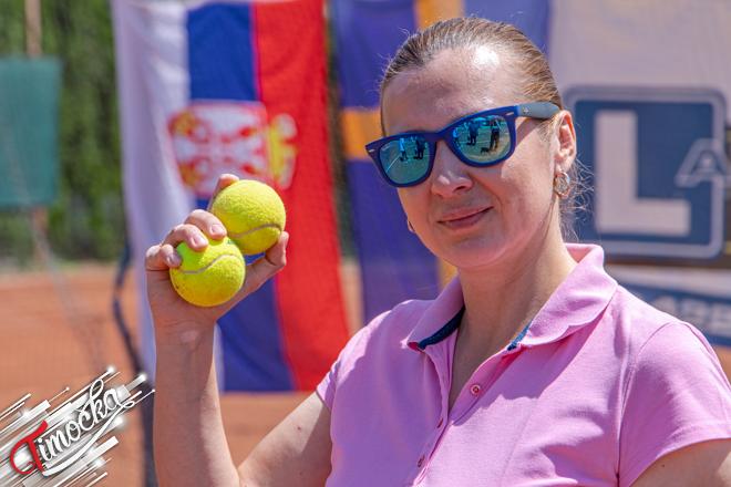 Соња Орловић — Тениски судија