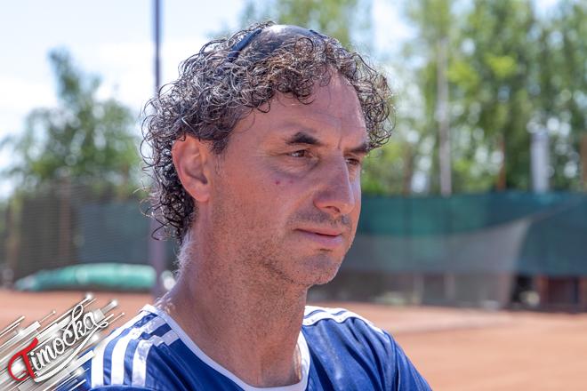 "Dario Petković — direktor turnira ""Timočka Krajina Open 2020"""