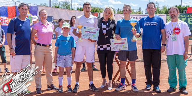 """Тениски турнир """"Тимочка Крајина Опен 2020"""" у Зајечару"""