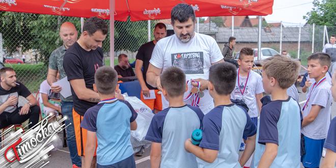 "Turnir u malom fudbalu ""Memorijal Joca Mihailović – K3"": Osmi dan"