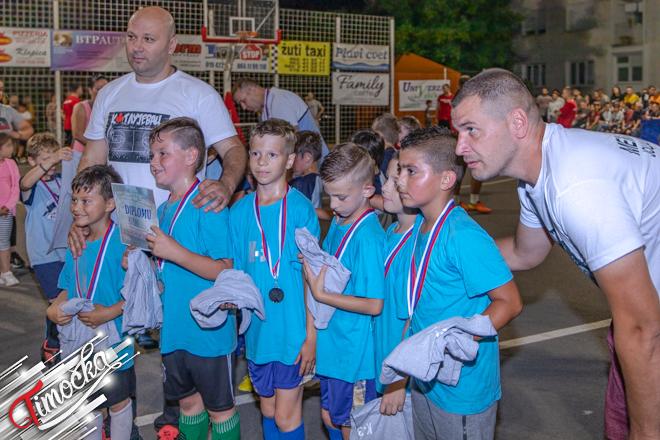 "Ekipa ""K3 Plavi"" – ""Memorijal Joca Mihailović – K3"""