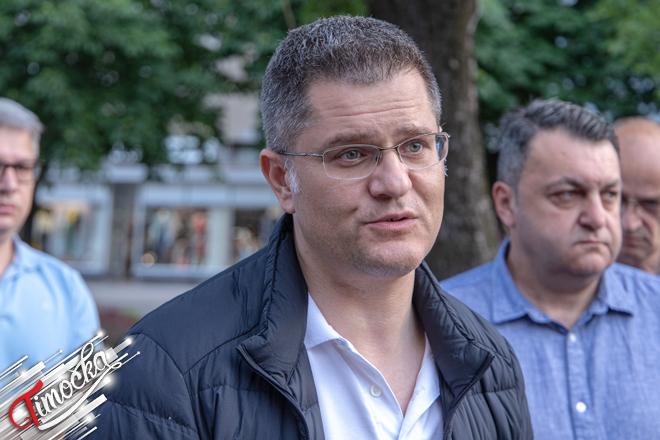 Vuk Jeremić — predsednik Narodne stranke