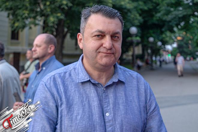 Goran Kalčević — predsednik GrO Narodne stranke u Zaječaru