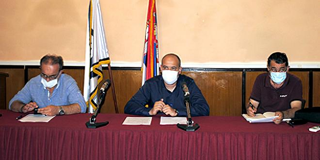 3. редовна седница Штаба за ванредне ситуације општине Неготин