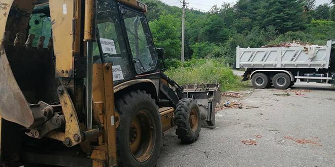 Акција уклањања дивљих депонија на територији града Бора