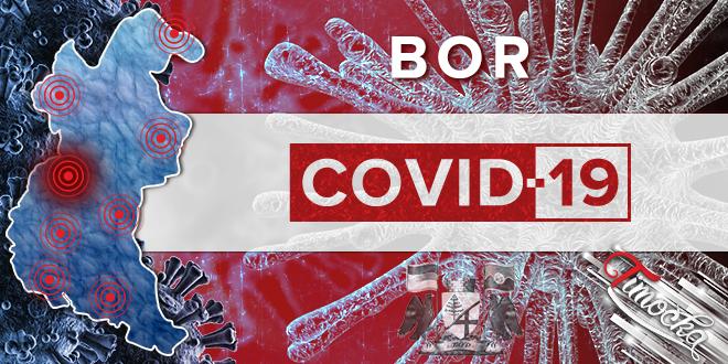 Bor — COVID-19