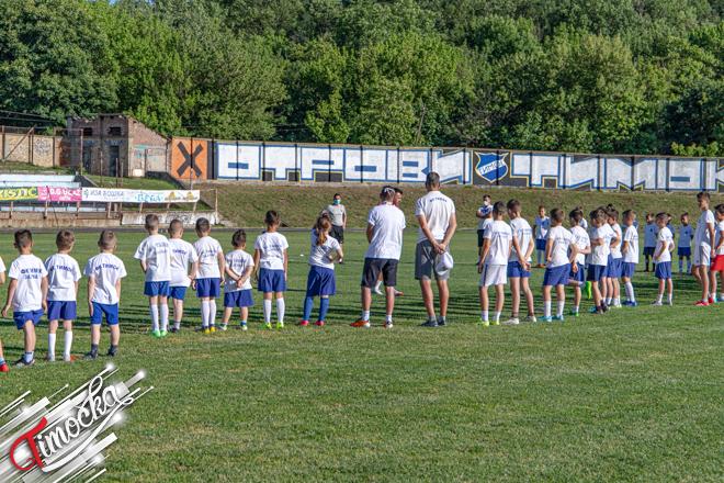 """FK """"Timok 1919"""": Trening sa licenciranim fudbalskim trenerima iz """"Barselone"""""""