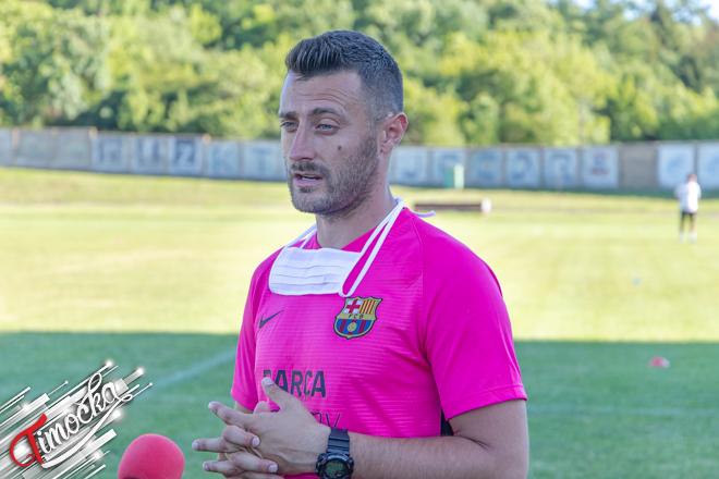 "Miroslav Radojičić — licencirani ""Barselonin"" trener"