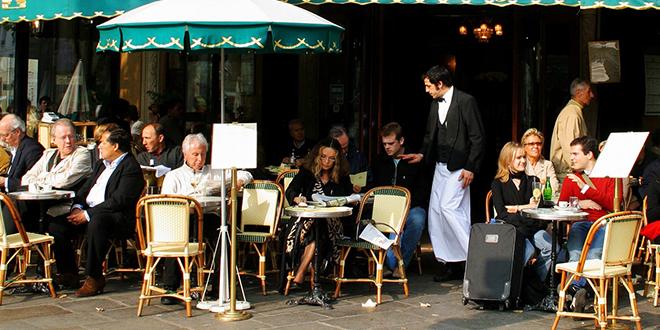Kafić, letnja bašta