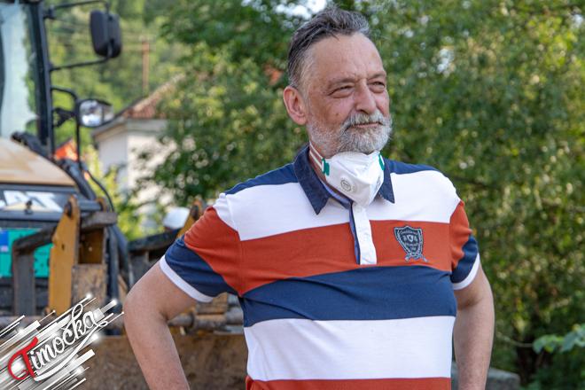 Boško Ničić – gradonačelnik Zaječara