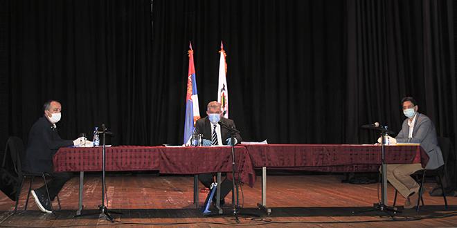 Sednica Skupštine opštine Negotin