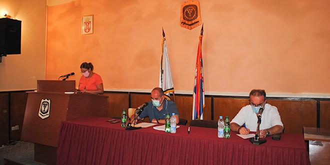 79. sednica Opštinskog veća opštine Negotin