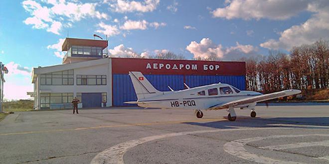 "Aerodrom ""Bor"""