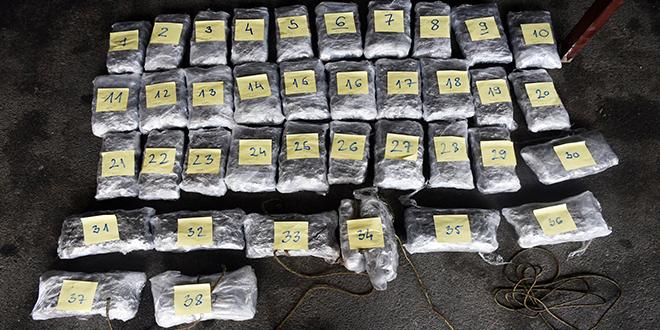 Boranin uhapšen u Somboru: U podu automobila pronađeno više od 12 kilograma marihuane