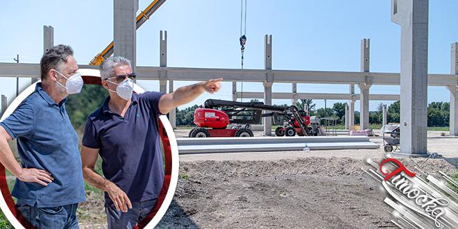 Gradi se nova fabrika za proizvodnju kablova u industrijskoj zoni Zaječara