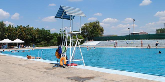 Градски базен у Неготину