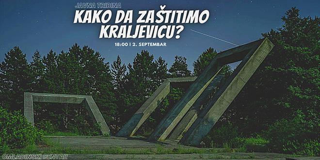 """Јавна трибина """"Како да заштитимо Краљевицу"""" у зајечарском Омладинском центру"""