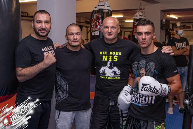 """Kik-boks klub """"Fight Team 019"""": Otvorena """"Kuća borilačkih sportova"""" u Zaječaru"""