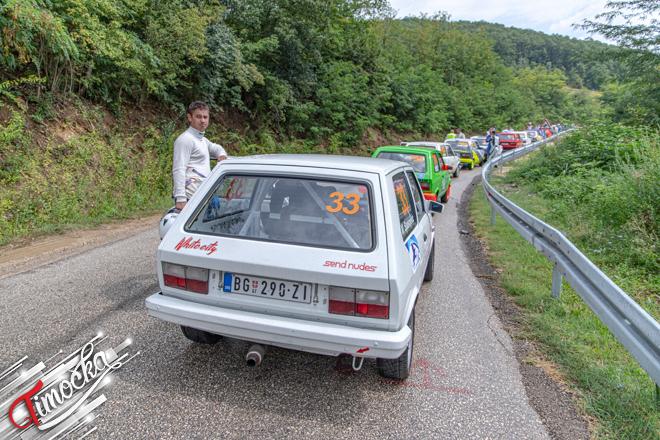 "Међународна брдска ауто-трка ""Зајечар – Халово 2020"""