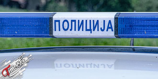 Policija, policijski automobil