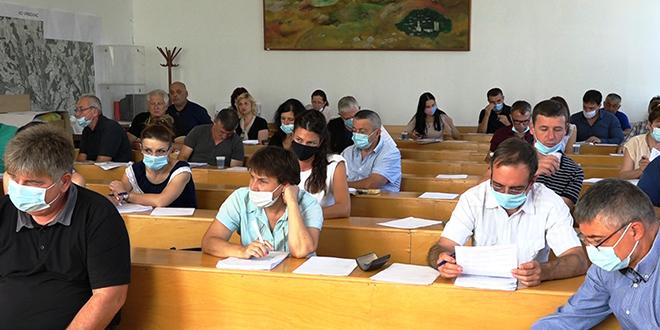 Sednica Skupštine opštine Boljevac