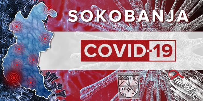 Сокобања — COVID-19