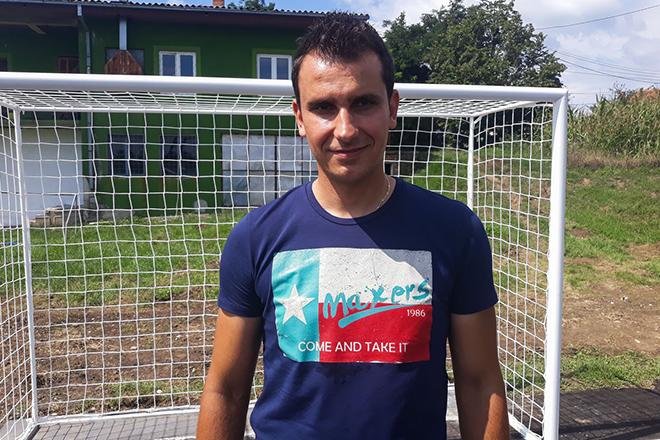 Ivan Ristić — šef Službe održavanja sportskih objekata