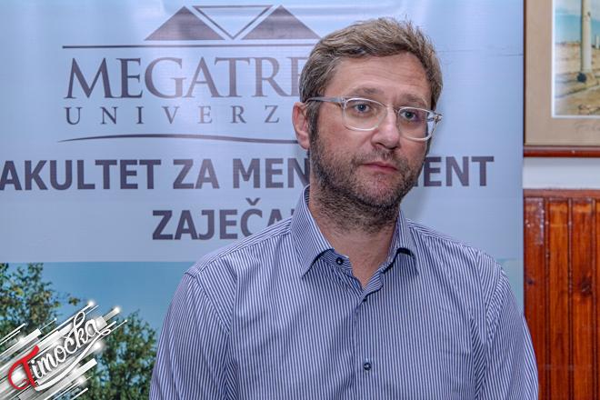 Dejan Lončar — predavač na univerzitetu u Ženevi