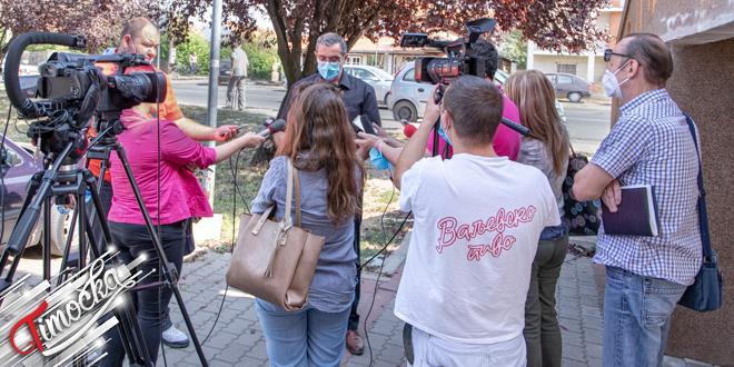 Dr Nenad Ristović: Obraćanje medijima povodom epidemiološke situacije u Zaječaru